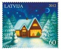 Lotyšsko 4/2012