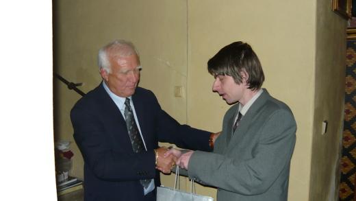 Ludvík Pytlíček oslavil sedmdesátku