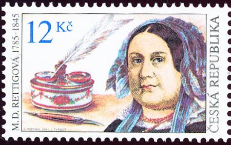 Magdalena Dobromila Rettigová (1785 - 1845)