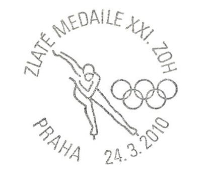 Martina Sábliková - Zlaté medaile XXI. ZOH