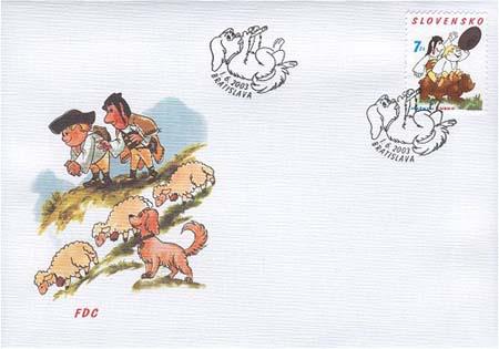 Maťko a Kubko na FDC