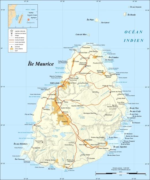 Mauritius - nejpopulárnější, ale přitom neprobádaná známková země I.
