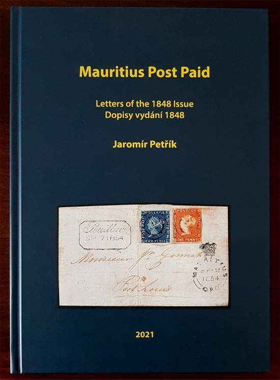 Mauritius Post Paid – Dopisy vydání 1848 - Letters of the 1848 Issue