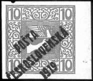 Merkur-Revue: 37. aukce Filatelie–Klim