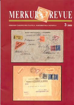 Merkur-Revue číslo 3/2003