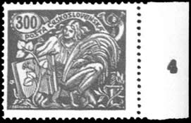 Merkur-Revue: Filatelistický trh - 36. aukce Filatelie-Klim