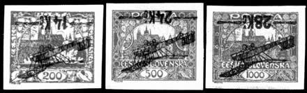 Merkur-Revue: Filatelistický trh