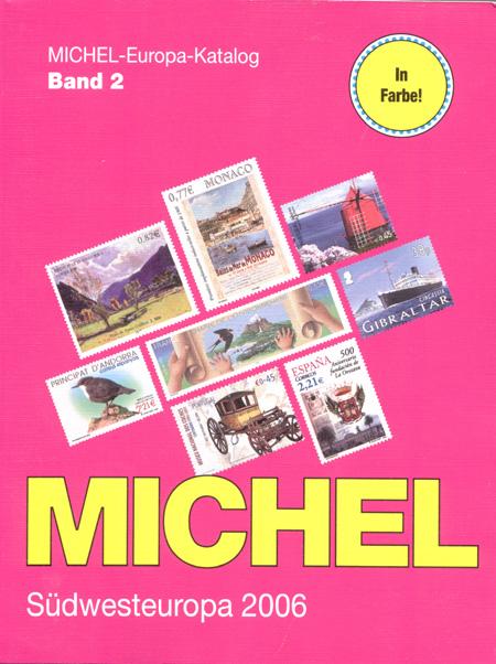 MICHEL: Jihozápadní Evropa 2006 (Band 2)
