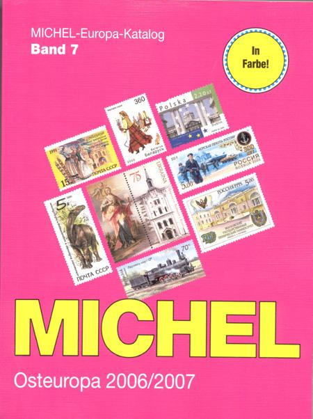 MICHEL: Východní Evropa 2006/2007 (Band 7)