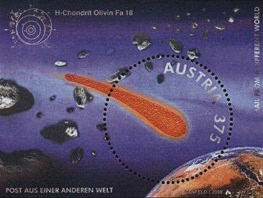 Mimozemská pošta