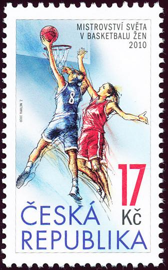 Mistrovství světa v basketbalu žen 2010 v ČR