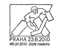 Mistrovství světa v ledním hokeji Německo 2010 - Zlaté medaile