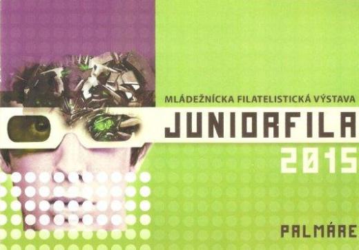 Mládežnícka filatelistická výstava JUNIORFILA 2015