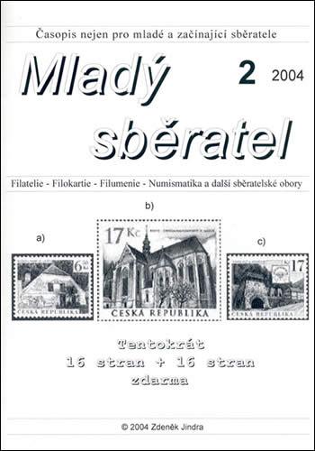 Mladý sběratel 2/2004