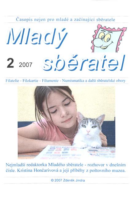 Mladý sběratel 2/2007
