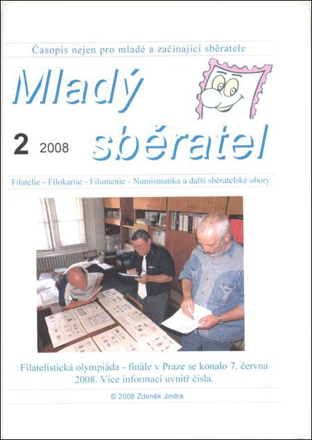 Mladý sběratel 2/2008