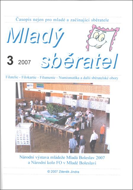 Mladý sběratel 3/2007