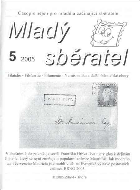 Mladý sběratel 5/2005