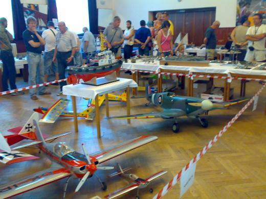 Model Tour - 1. ročník modelářské výstavy v Boskovicích