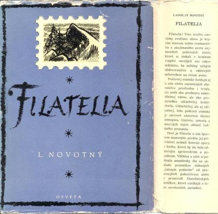 Moje první kniha o filatelii