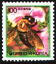 Motív včiel a včelárstva na poštových známkach VII.