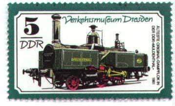 Muzeální lokomotivy firmy Hartmann