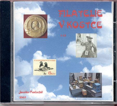 Nabídka: CD-ROM Filatelie v kostce