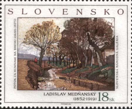 Najkrajšiu známku sveta v roku 2003 vydala Slovenská pošta