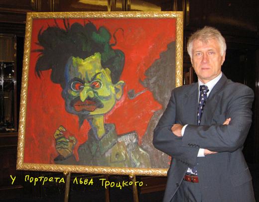 Náš hosť Vladimír Močalov : Výtvarne dielo nebýva kolektívne
