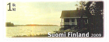 Nejkrásnější známka Finska roku 2009