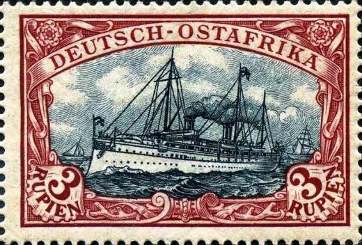 Německá císařská jachta SMY Hohenzollern