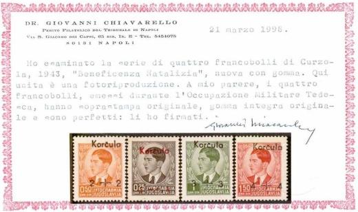 Nemecká okupácia ostrovov Brač, Hvar a Korčula