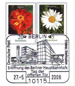 Nové berlínské hlavní nádraží