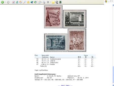 Novinka: CD-ROM World Philately 2005 – Slovenský stát (1939-1945)