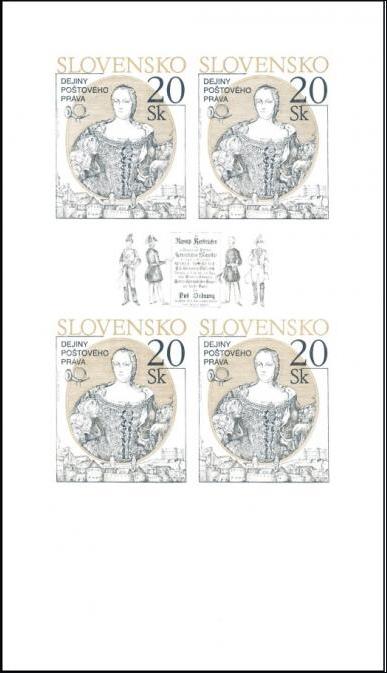 Objev po 12 letech - PT Slovenska 035PT224/02 bez přeškrtnuté nominální hodnoty