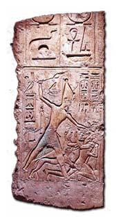 Obrázky z dějin poštovnictví III. – Pošta mezi pyramidami