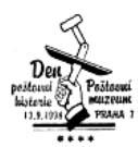 Obrázky z dějin poštovnictví XIII. – Staletími s pražskou poštou