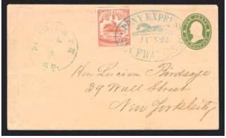Obrázky z dějin poštovnictví XV. – Na koni napříč Amerikou