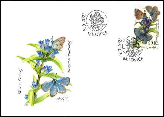 Ochrana přírody - Milovice - aršík