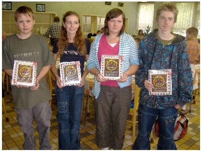 Ohlédnutí za rokem 2009 v mládežnické filatelii
