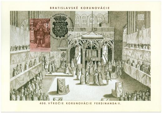Osmnáct bratislavských korunovací