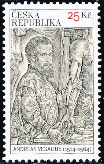 Osobnosti: Andreas Vesalius (1514 – 1564)