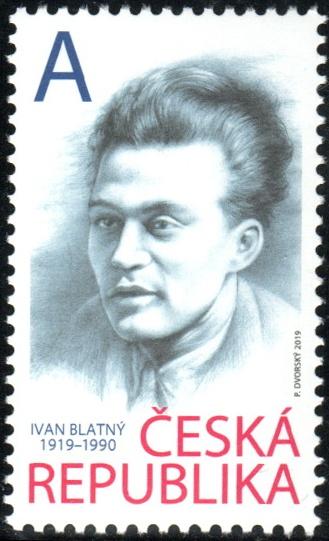 Osobnosti - Ivan Blatný