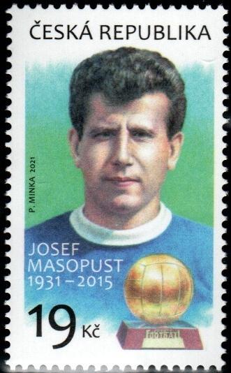 Osobnosti - Josef Masopust