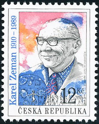 Osobnosti - Karel Zeman (1910 - 1989)