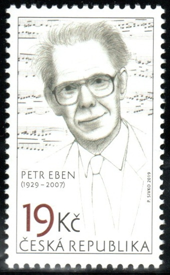 Osobnosti - Petr Eben