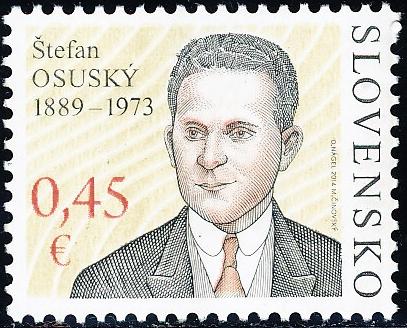 Osobnosti: Štefan Osuský (1889 – 1973)