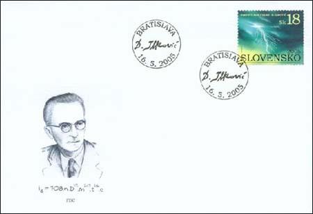Pan profesor  Dionýz Ilkovič