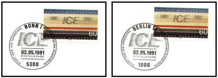 Patnáct let pravidelného provozu německých rychlovlaků ICE