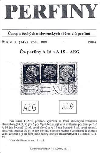 Perfiny 1/2004